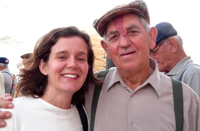 Roberta e Angelo Falqueto