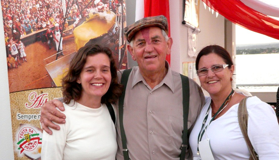 Roberta, Angelo e Rita