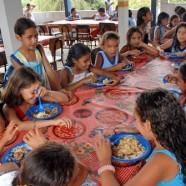 A Revolução da Comida e a Alimentação Escolar