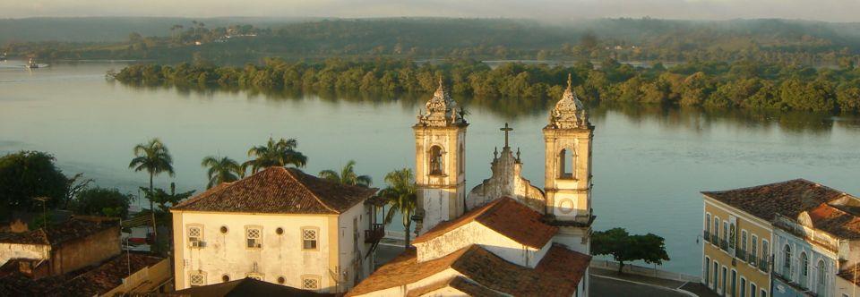 Penedo (Alagoas) e o Rio São Francisco