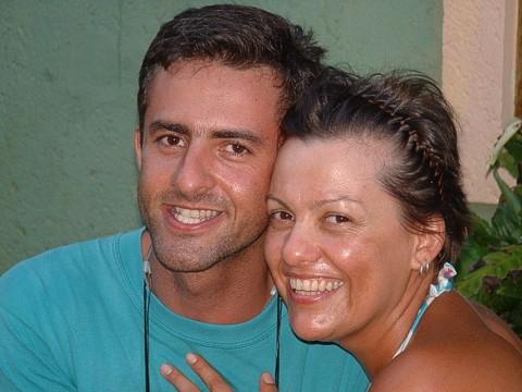 Claudio e Katinha