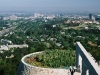 Los Angeles vista do Getty Center